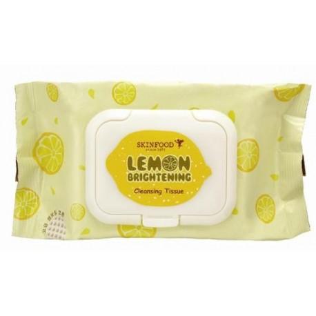 Skinfood Lemon Brightening Cleansing Tissue ( 40pcs)