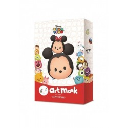 Lovemore Lifting Effect- Tsum Tsum Mickey & Minnie Mouse Art Mask 3s