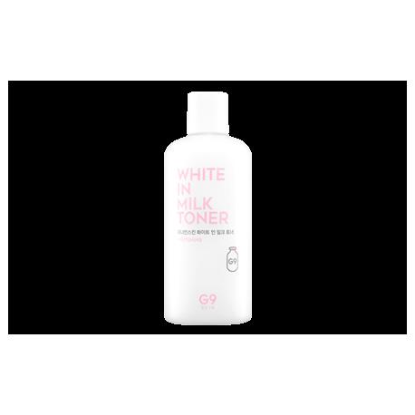 G9skin White Milk Toner