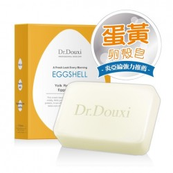 Dr.Douxi Yolk Replenishing Egg Shell Soap 100g