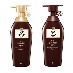 Ryoe Hair Strengthener Shampoo 400ml & Conditioner Set