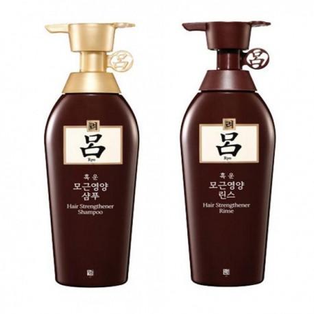 Ryoe Hair Strengthener Shampoo 400ml & Conditioner Set